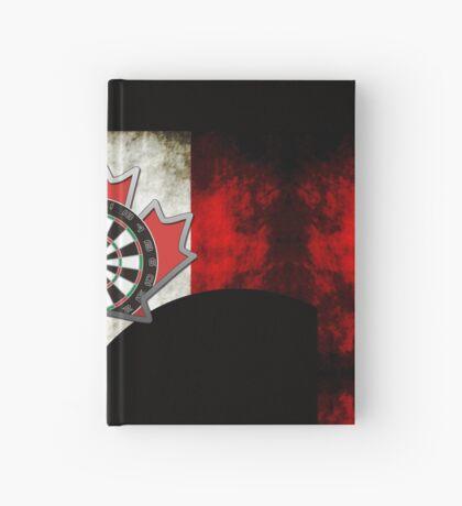 Darts Canada Hardcover Journal