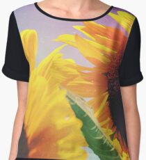 Summer Sunshine Day Women's Chiffon Top