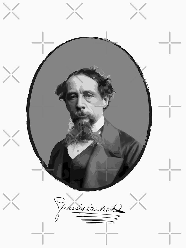 Charles Dickens by PrintablesP