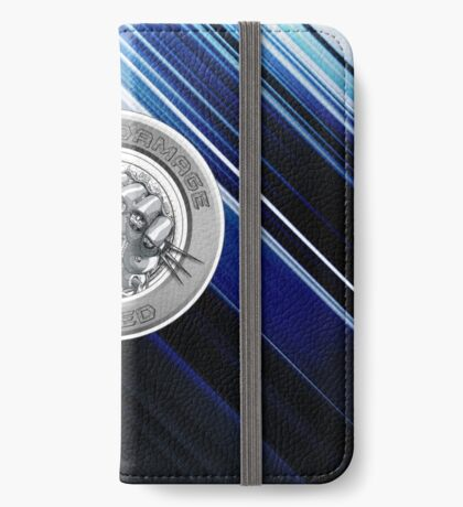 Damage Incorporated iPhone Wallet
