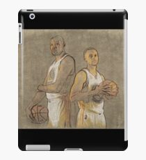 Curry and Durant iPad Case/Skin