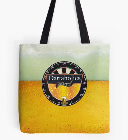 Dartaholics Anonymous Tote Bag