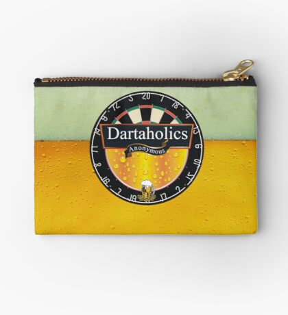 Dartaholics Anonymous Studio Pouch