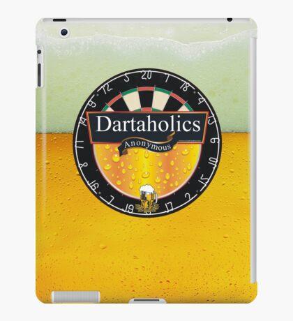Dartaholics Anonymous iPad Case/Skin