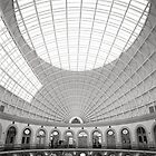 Corn Exchange Roof by Andy Freer