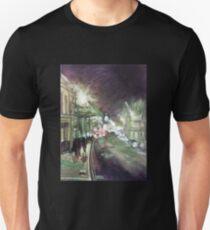 Oxford High Street at Night T-Shirt