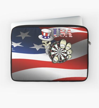 USA Darts Laptop Sleeve