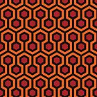 The Shining - Carpet pattern  by sirllamalot
