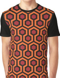 The Shining - Carpet pattern  Graphic T-Shirt