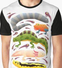 Amphibians Graphic T-Shirt