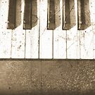 Piano Keys by Madeleine Forsberg