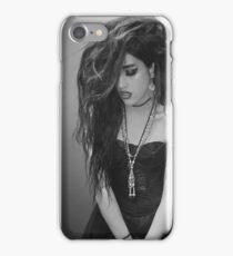 Adore Delano B&W iPhone Case/Skin