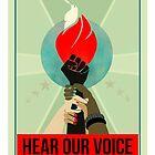 Hear our Voice by novamentesuspen