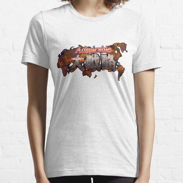 Admirable Tactics T-shirt  Essential T-Shirt