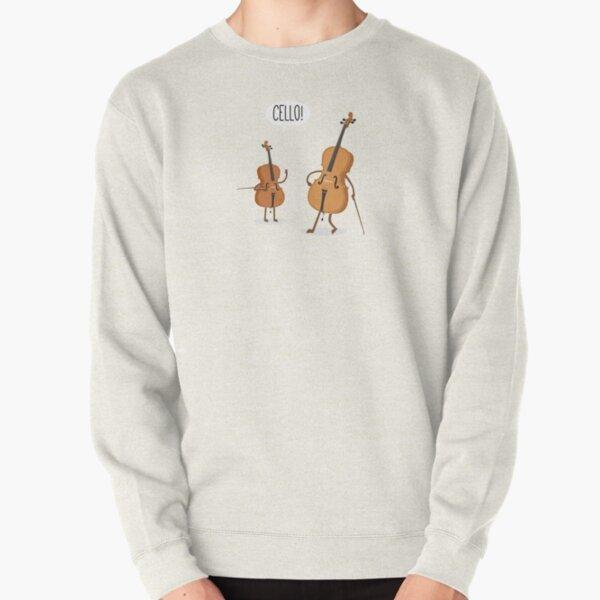 Cello! Pullover Sweatshirt