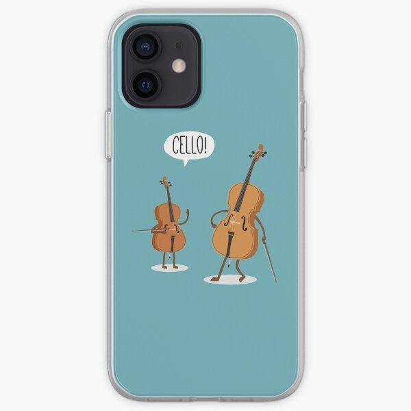 Cello! iPhone Soft Case