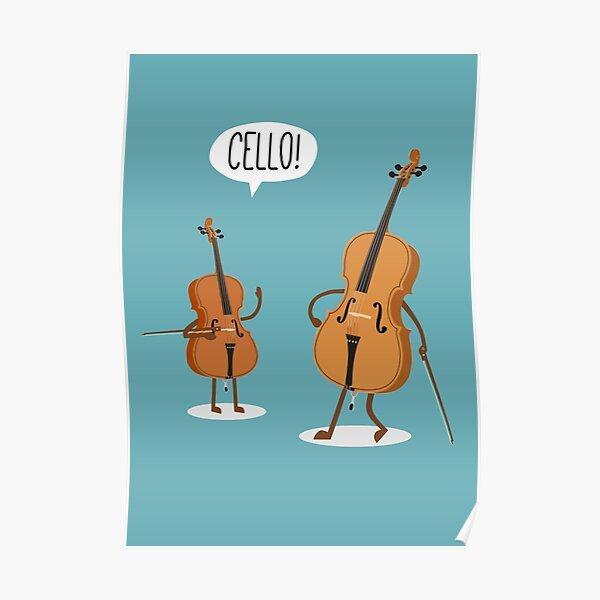 Cello! Poster