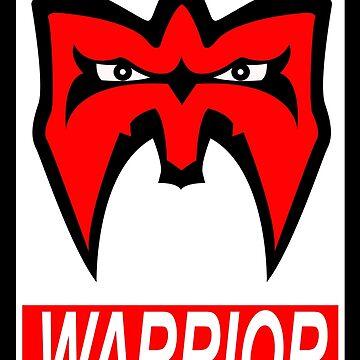 Warrior by goofyfootartist