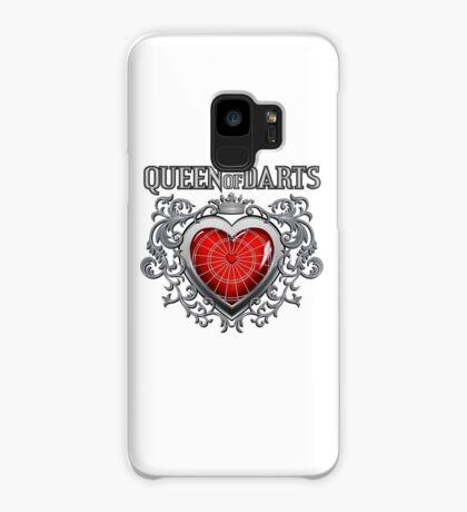 Queen Of Darts Case/Skin for Samsung Galaxy