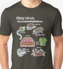 Dirty Words Slim Fit T-Shirt
