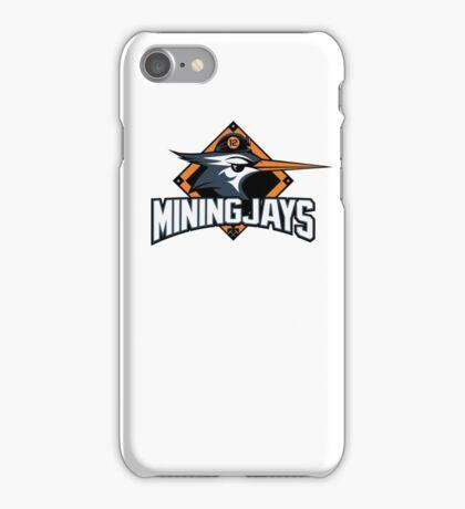 District 12 MiningJays iPhone Case/Skin