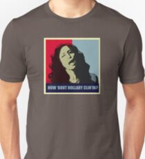 How 'Bout Hollary Clin'in? T-Shirt