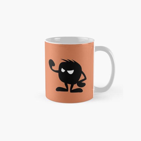 BadaBada - A is for Angry Classic Mug