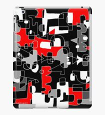 UNSOLVED PUZZLE iPad Case/Skin