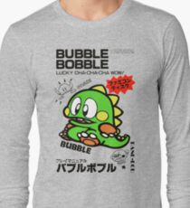 Bubble Bobble (Japanese Art) T-Shirt