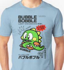 Bubble Bobble (Japanese Art) T-Shirt