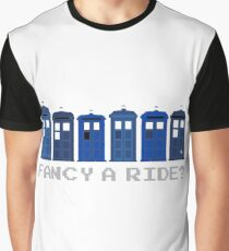 Fancy a ride? Graphic T-Shirt