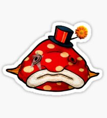 They called me an ugly fish... Sticker