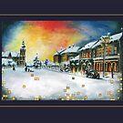 Jaszbereny at Christmas by Marianna Vencak