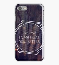 Shawn Mendes - Treat You Better iPhone Case/Skin