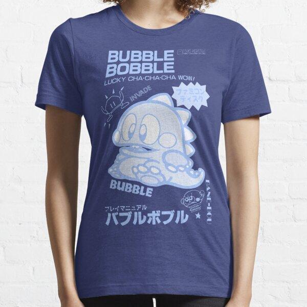 Bubble Bobble (Blue) Essential T-Shirt