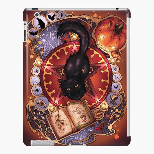 Black Cat Magic iPad Snap Case