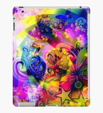 Psychedelic Moments iPad Case/Skin