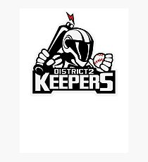 District 2 Keepers Photographic Print