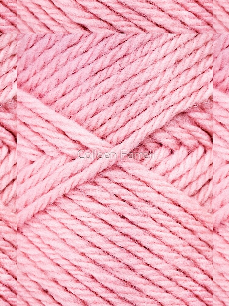 Pink Yarn by etherize