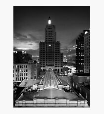 Industrial Trust Tower Photographic Print
