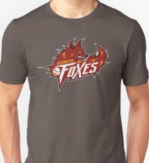 District 5 Power Foxes Unisex T-Shirt