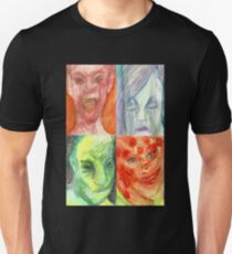All the Emotions Unisex T-Shirt