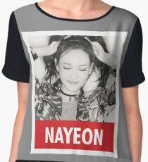 TWICE - Nayeon Chiffon Top