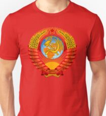 State Emblem of the Soviet Union Unisex T-Shirt