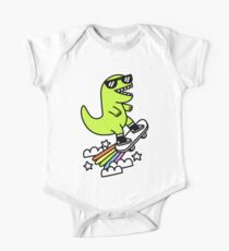 Rad Rex Short Sleeve Baby One-Piece