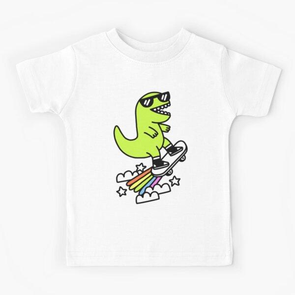 Rad Rex Kids T-Shirt