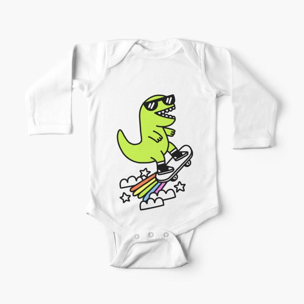 Rad Rex Baby One-Piece