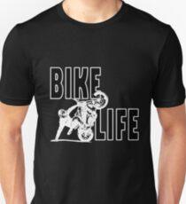 VIE BIKE T-shirt unisexe
