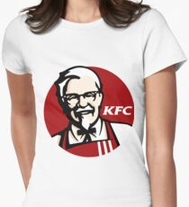 KFC Women's Fitted T-Shirt