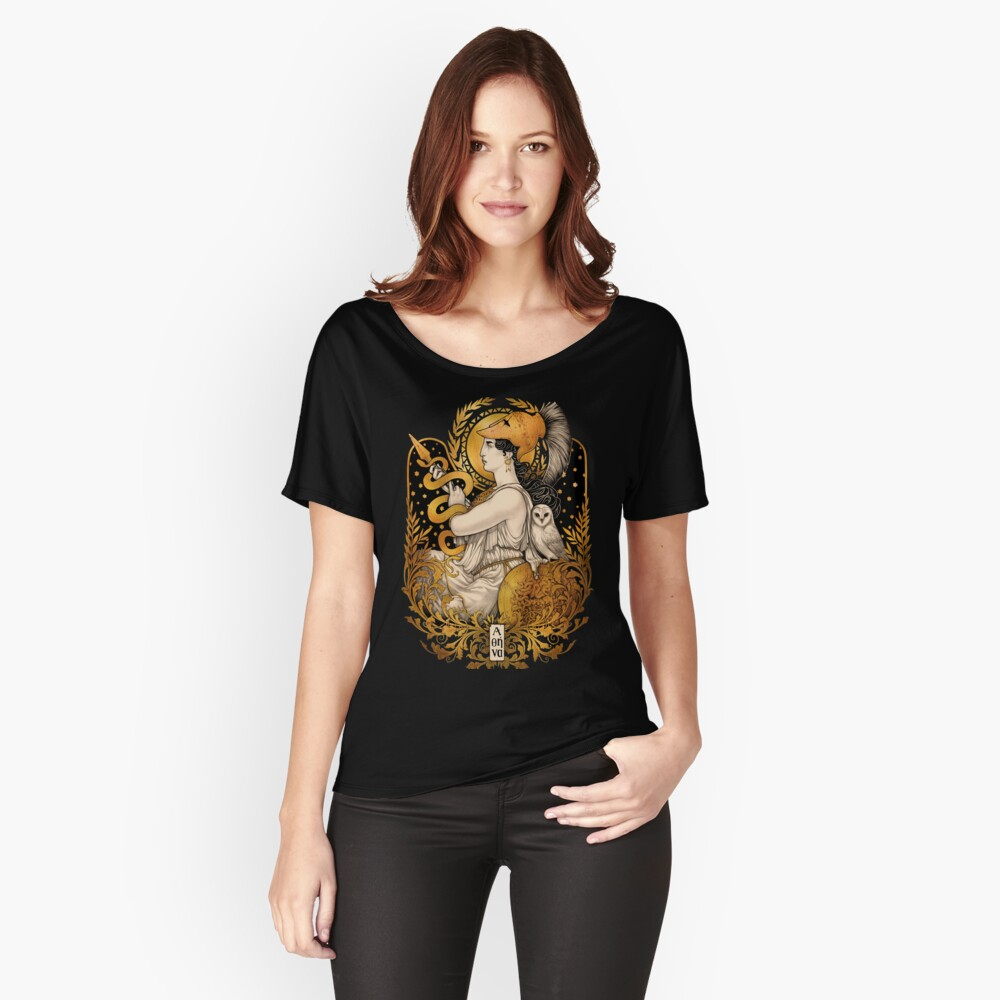 PALLAS ATHENA Relaxed Fit T-Shirt